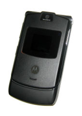 Motorola Razr V3 in Black