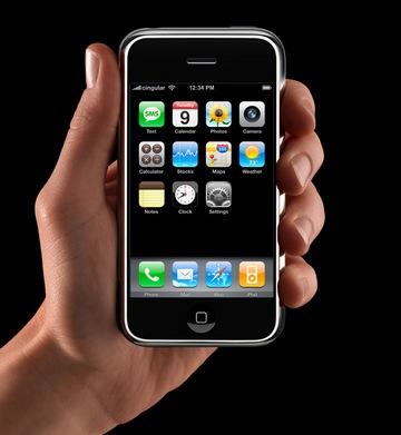 Apple iPhone (www.apple.com/iphone)