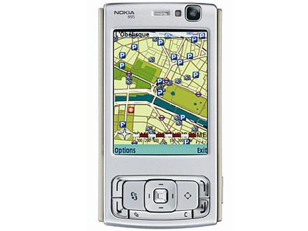 Nokia N95 (Courtesy of CNET.com.au)