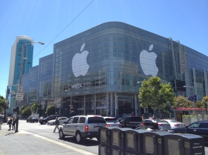 WWDC 2012 at Moscone West